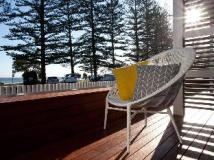 Bujerum Apartments on Burleigh: 2 bedroom deck