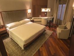Hyatt Gastenkamer (met kingsize bed of aparte bedden)