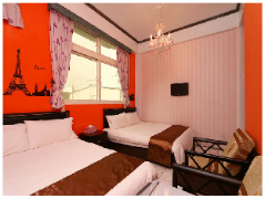 Hotel in Taiwan | Ni Hui Houng Bed and Breakfast ll