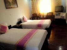 Mekong Hotel: guest room