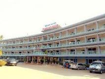 Mekong Hotel: exterior