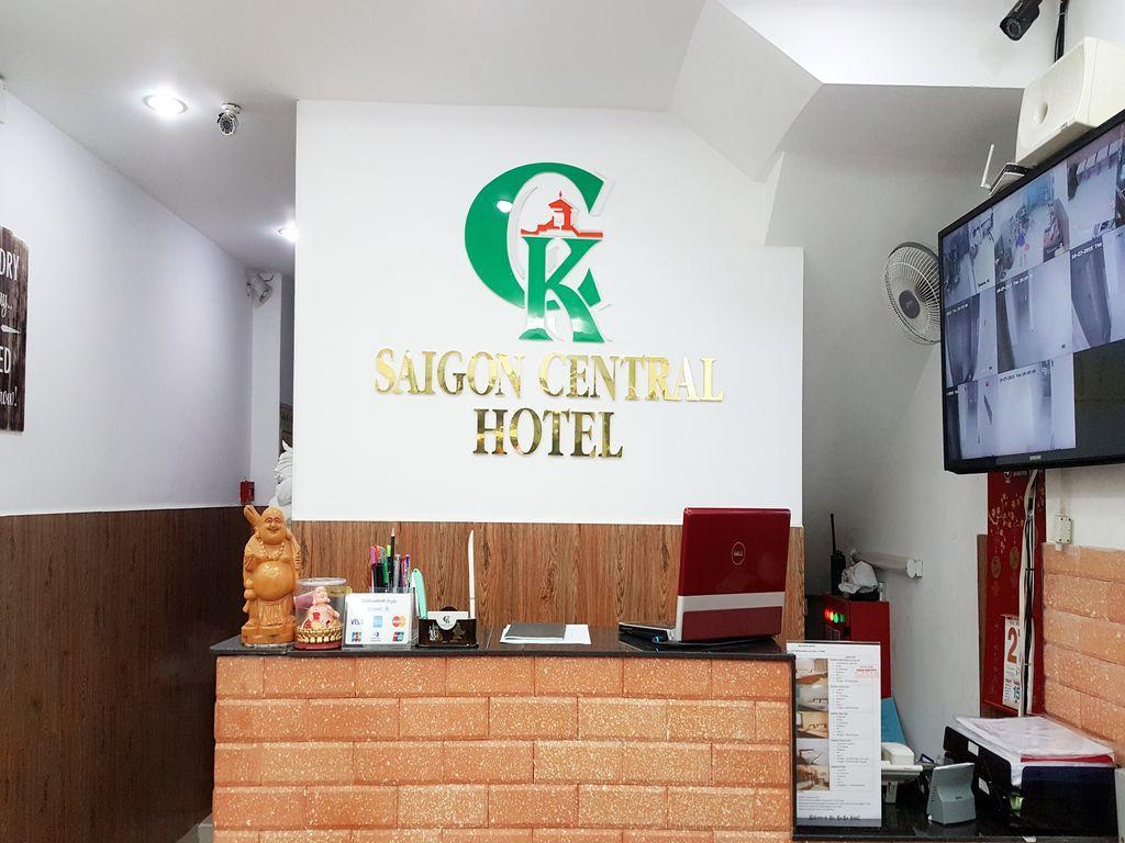 CK サイゴン セントラル ホテル1