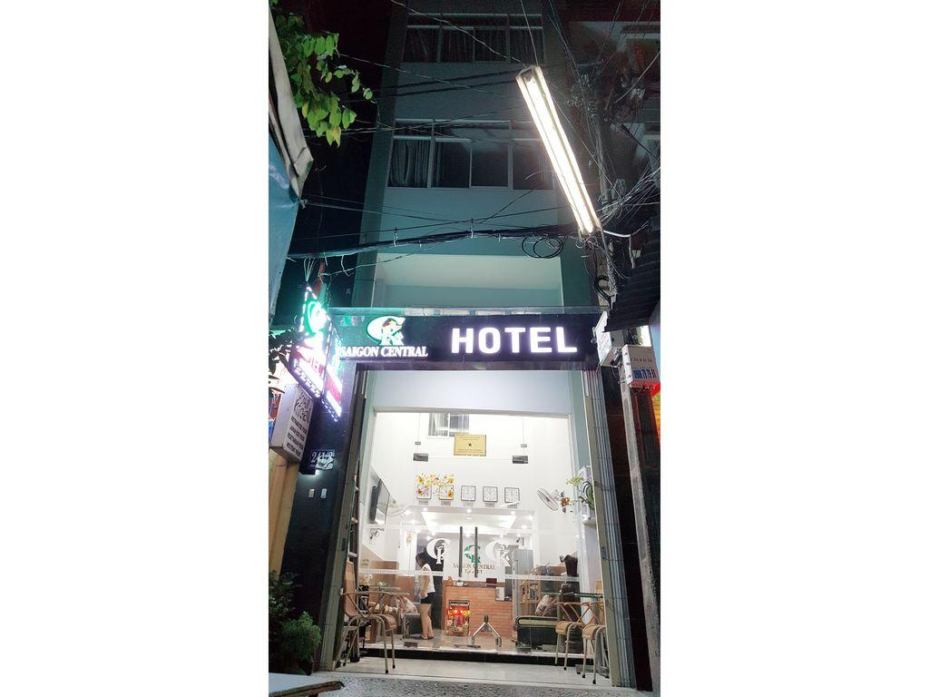 CK サイゴン セントラル ホテル3