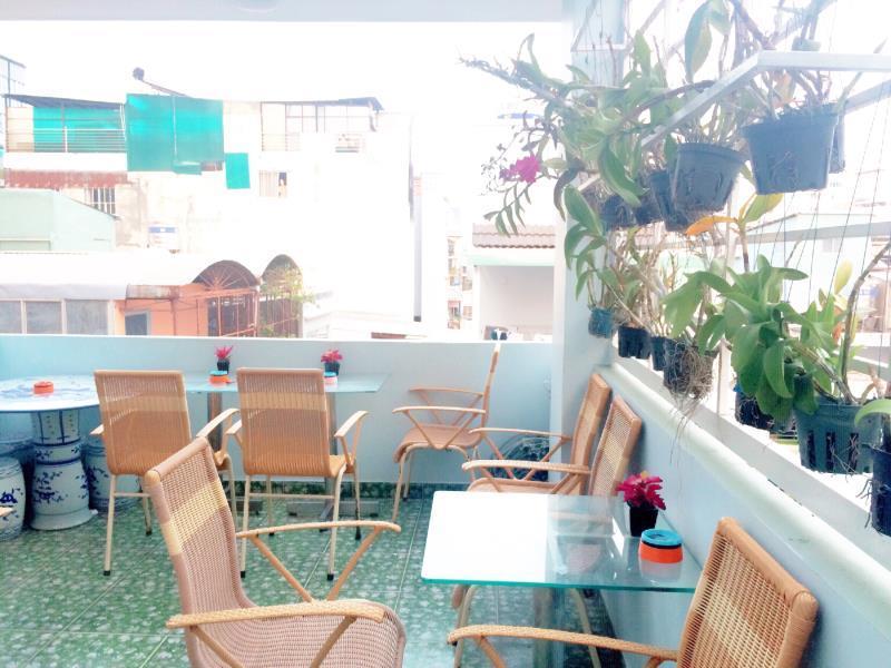 CK サイゴン セントラル ホテル6