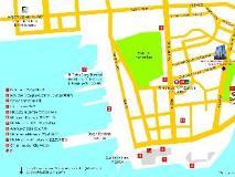 Ramada Kowloon Hotel: map