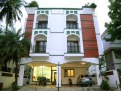 Gem Parc Luxury Service Apartment at Pondy Bazaar India