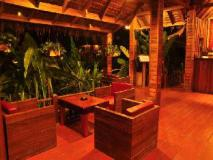 Vieng Tara Villa: lobby