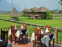 Vieng Tara Villa: restaurant