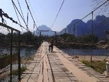 Vieng Tara Villa: surroundings
