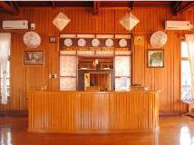 The Serenity Inle Resort: reception