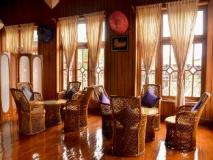 The Serenity Inle Resort: lobby