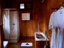 The Serenity Inle Resort: bathroom