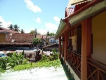 Tephavong Guesthouse: view