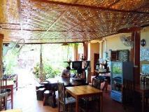 Tephavong Guesthouse: restaurant