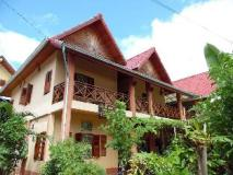 Tephavong Guesthouse: exterior