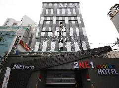 Haeundae 2NE1 Hotel South Korea