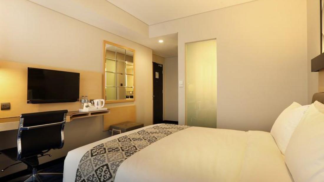 ホリデー イン エクスプレス ジャカルタ タムリン(Holiday Inn Express Jakarta Thamrin)
