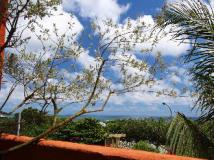A Fei Surf Inn V: balcony/terrace
