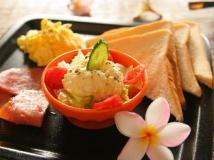 A Fei Surf Inn V: food and beverages