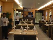 Boshan Hotels: restaurant