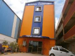 Hotel in India | Royal Comfort Hotel