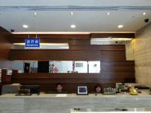 Grand Harbour Hotel: reception