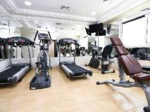 Montana Hotel Apartments: fitness room