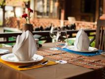 Chandara Boutique Hotel: restaurant