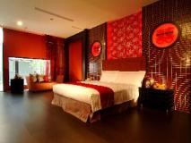Takao Motel: guest room
