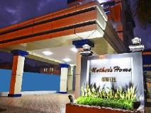 Mother's Home Motel: entrance