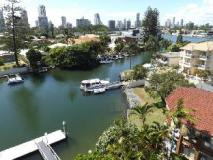 The Emerald Surfers Paradise Apartments: view