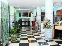 Hotel Bo Bo Min: interior