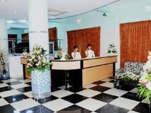 Hotel Bo Bo Min: reception