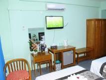 Hotel Bo Bo Min: guest room