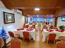 M3 Hotel: restaurant