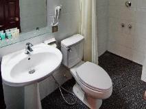 M3 Hotel: bathroom