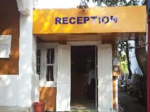 Ma Ma Guest House: reception