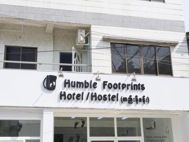 ハンブル フットプリンツ ホテル アンド ホステル1