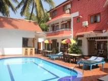 BR Holiday Resort: view