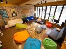 Uwa Guesthouse: lobby
