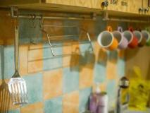 Uwa Guesthouse: restaurant