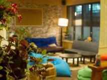 Uwa Guesthouse: pub/lounge