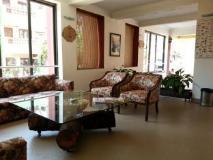 Casa Amarilla: lobby