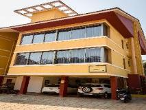 Casa Amarilla: exterior