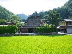 Miyama Futon & Breakfast Thatched Cottages Japan