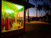Hotel Teso Waterfront: shops