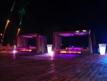Hotel Teso Waterfront: pub/lounge