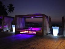 Hotel Teso Waterfront: restaurant