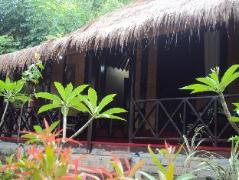 Banana Leaf Bungalow 2 Indonesia