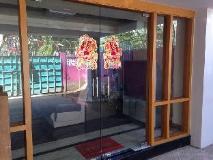 KK Motel: entrance